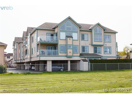 2278 James White Blvd #308, Sidney, BC V8L 1Z4 (MLS #384521) :: Day Team Realtors