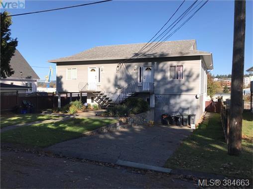 1344 Saunders St, Victoria, BC V9A 4Y4 (MLS #384663) :: Day Team Realtors