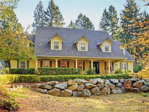 677 Stewart Mountain Rd, Victoria, BC V9B 6J8 (MLS #384918) :: Day Team Realtors