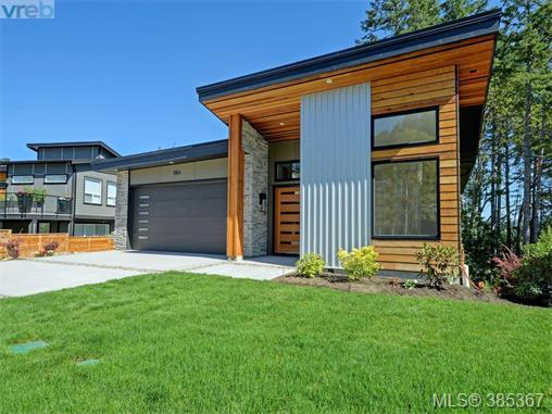 1164 River Rock Pl, Victoria, BC V9B 0S6 (MLS #385367) :: Day Team Realtors
