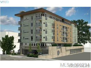 826 Esquimalt Rd #407, Victoria, BC V9A 3M4 (MLS #390234) :: Day Team Realtors