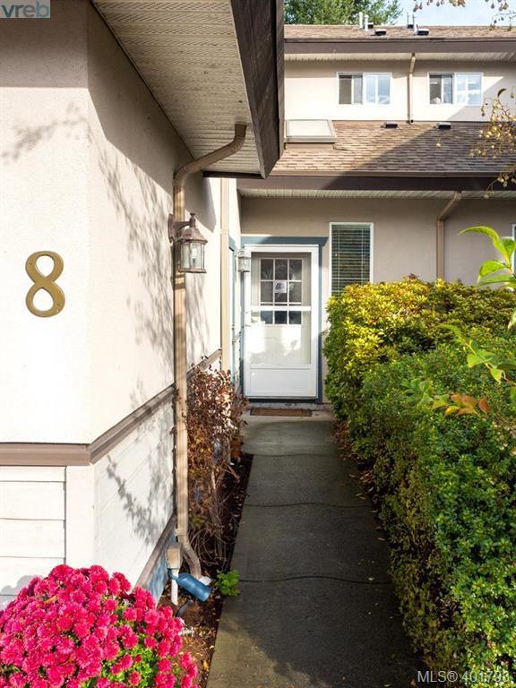 4525 Wilkinson Rd #8, Victoria, BC V8Z 5C3 (MLS #401793) :: Day Team Realtors