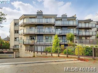 1241 Fairfield Rd #309, Victoria, BC V8V 3B3 (MLS #407141) :: Day Team Realty