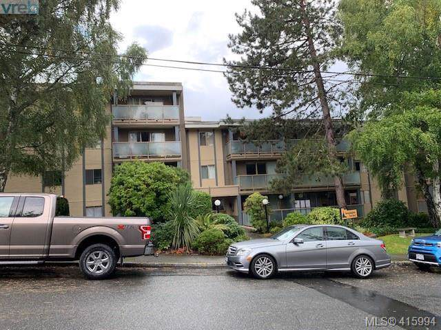1025 Inverness Rd #409, Victoria, BC V8X 2S2 (MLS #415994) :: Day Team Realty