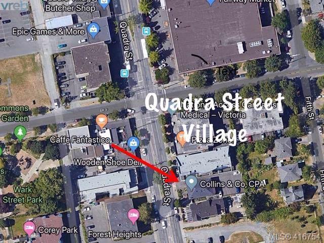 2553 Quadra St, Victoria, BC V8T 4E1 (MLS #416754) :: Live Victoria BC