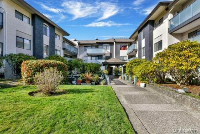 3900 Shelbourne St #105, Saanich, BC V8P 4H8 (MLS #877019) :: Pinnacle Homes Group