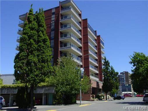 770 Cormorant St #503, Victoria, BC V8W 3J3 (MLS #878797) :: Pinnacle Homes Group