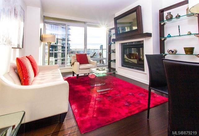 708 Burdett Ave #603, Victoria, BC V8W 0A8 (MLS #879219) :: Pinnacle Homes Group