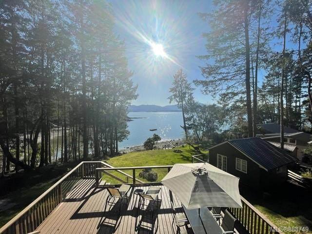 670 Sunset Dr, Salt Spring Island, BC V8K 1E8 (MLS #888749) :: Call Victoria Home