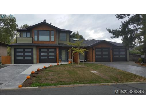 2069 A Piercy Ave, Sidney, BC V8L 2K6 (MLS #384343) :: Day Team Realtors