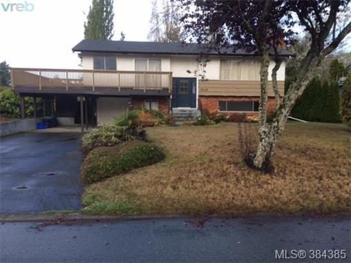 9348 Maryland Dr, Sidney, BC V8L 2R3 (MLS #384385) :: Day Team Realtors