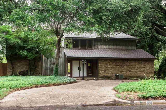 1657 Cherry Creek Dr, Woodway, TX 76712 (MLS #171338) :: Magnolia Realty