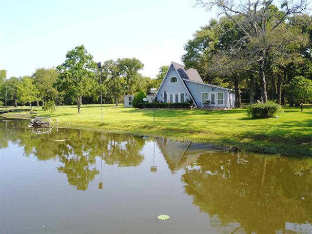 220 Club Lake Rd, Teague, TX 75860 (MLS #171759) :: Magnolia Realty