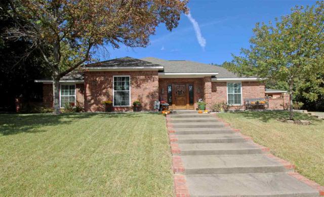 4301 Green Point Dr, Waco, TX 76710 (MLS #172390) :: Magnolia Realty