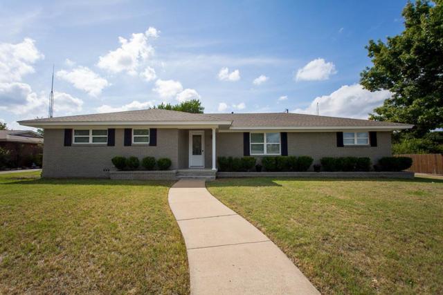 1224 Rambler Dr, Waco, TX 76710 (MLS #172399) :: Magnolia Realty