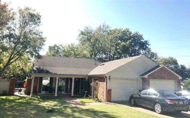 1206 Southwood Dr, Woodway, TX 76712 (MLS #172524) :: Keller Williams Realty