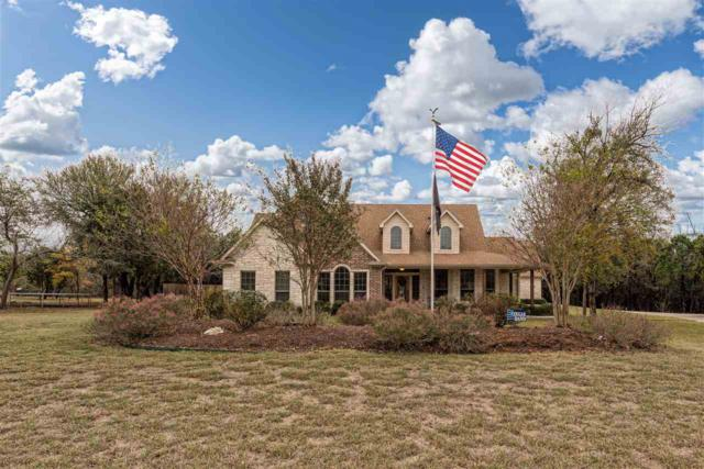 450 Whispering Oaks, China Spring, TX 76633 (MLS #172634) :: Keller Williams Realty