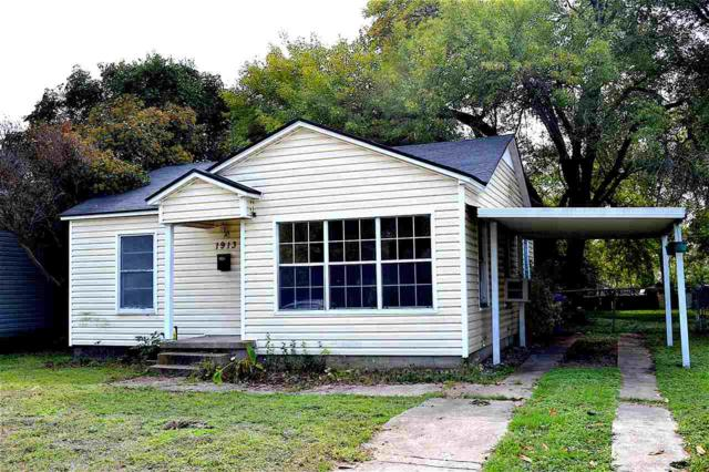 1913 Connally, Waco, TX 76711 (MLS #172719) :: Magnolia Realty