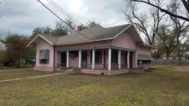 401 N Main St, Meridian, TX 76665 (MLS #172754) :: Magnolia Realty