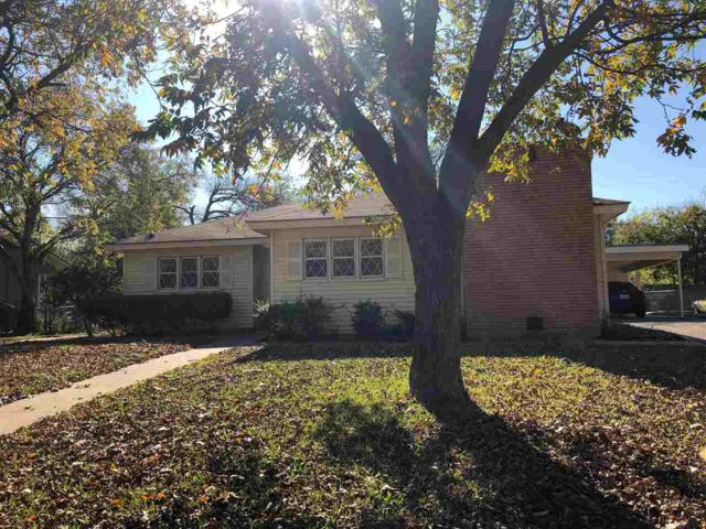 3604 Brookview Dr, Waco, TX 76710 (MLS #172799) :: Keller Williams Realty