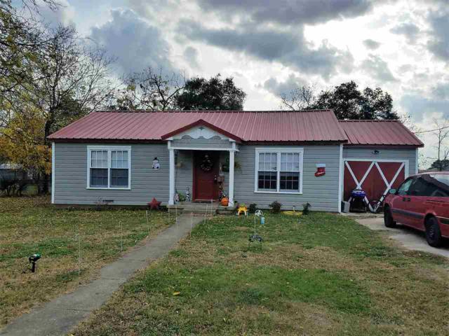 816 W Navasota, Groesbeck, TX 76642 (MLS #172922) :: Magnolia Realty