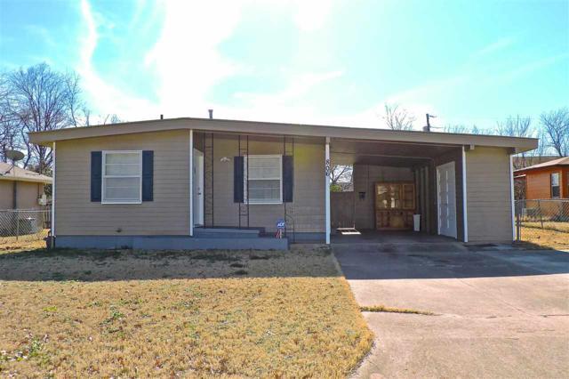 806 Dunn Circle, Killeen, TX 76541 (MLS #173422) :: Magnolia Realty