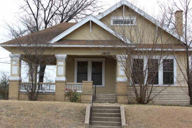 1800 Algonquin Ave, Waco, TX 76707 (MLS #173530) :: Magnolia Realty