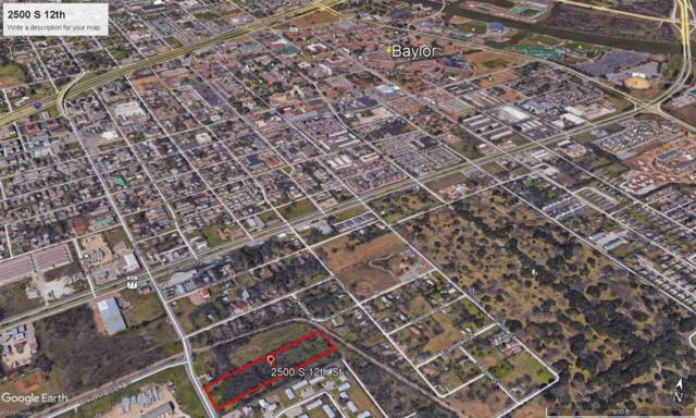 2500 S 12TH, Waco, TX 76706 (MLS #173587) :: Magnolia Realty