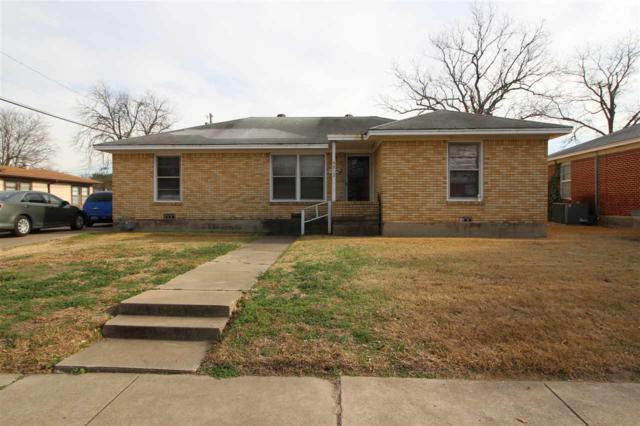 4512 Erath Ave, Waco, TX 76710 (MLS #173752) :: A.G. Real Estate & Associates