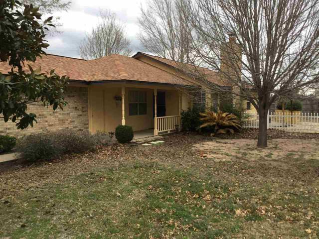 701 Cherry Dr, Groesbeck, TX 76642 (MLS #173759) :: Magnolia Realty