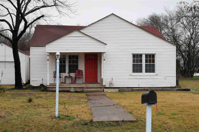 711 E Cowan, Mart, TX 76664 (MLS #173787) :: Magnolia Realty