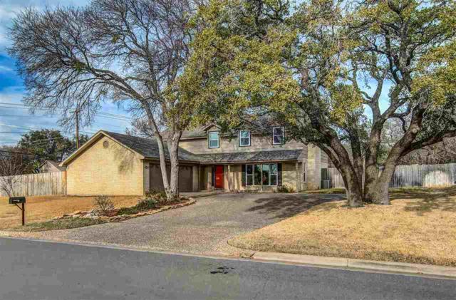1007 Oak Grove Cir, Woodway, TX 76712 (MLS #173805) :: Magnolia Realty