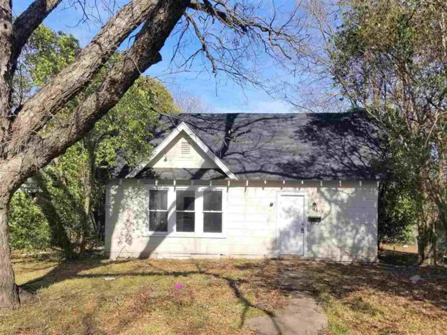 1613 N 15TH, Waco, TX 76707 (MLS #173810) :: Magnolia Realty