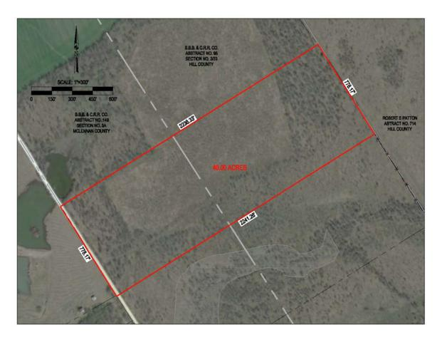 40ac County Line Rd, Axtell, TX 76624 (MLS #173825) :: Magnolia Realty