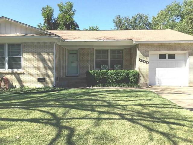 1200 N 61ST, Waco, TX 76710 (MLS #174022) :: A.G. Real Estate & Associates