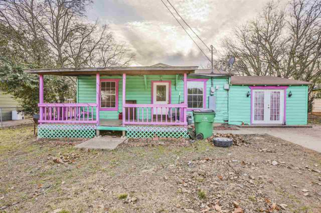 1011 S Van Buren, Mcgregor, TX 76657 (MLS #174058) :: A.G. Real Estate & Associates
