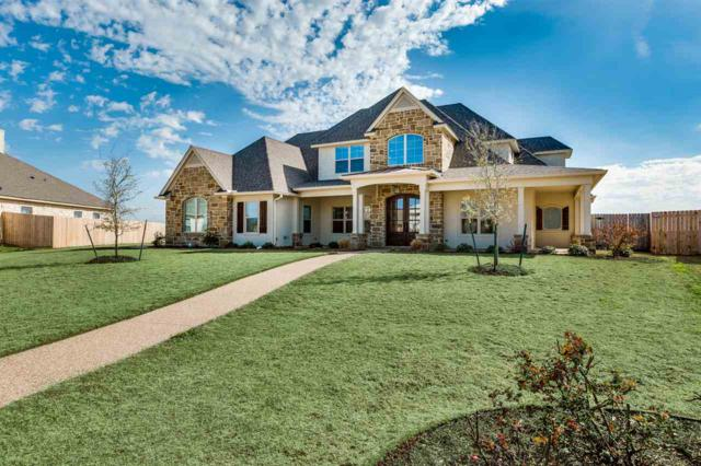 424 Stone Manor Dr, Mcgregor, TX 76657 (MLS #174097) :: A.G. Real Estate & Associates