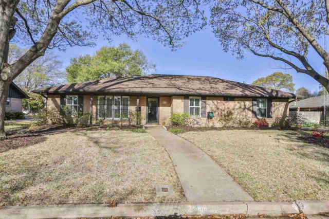 4919 Lake Arrowhead Dr, Waco, TX 76710 (MLS #174122) :: A.G. Real Estate & Associates