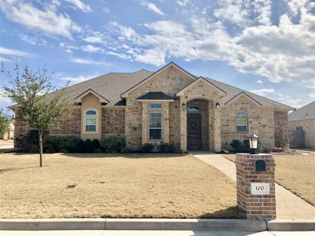 100 Emmalyn, Hewitt, TX 76643 (MLS #174191) :: A.G. Real Estate & Associates