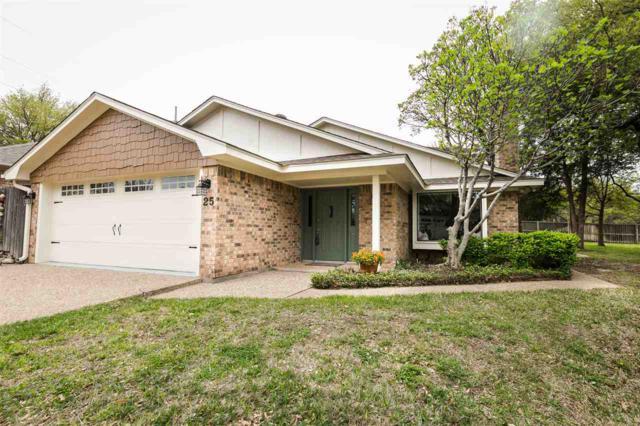 25 Sugar Creek Pl, Woodway, TX 76712 (MLS #174223) :: Magnolia Realty