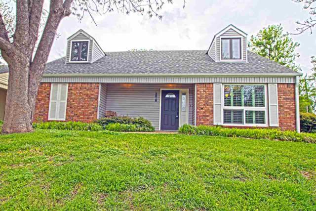 3818 Westchester Dr, Waco, TX 76710 (MLS #174381) :: Magnolia Realty