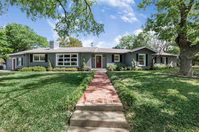 2505 Arroyo Dr, Waco, TX 76710 (MLS #174437) :: Magnolia Realty