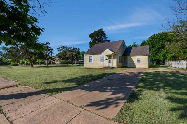 707 S Adams, Mcgregor, TX 76657 (MLS #174748) :: Magnolia Realty