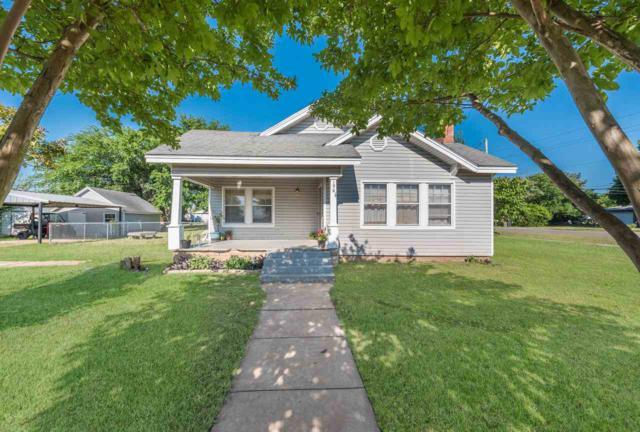 190 N Ave F, Crawford, TX 76638 (MLS #174761) :: A.G. Real Estate & Associates