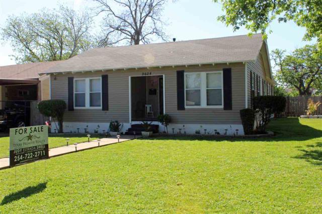 2624 Mitchell Ave, Waco, TX 76708 (MLS #174771) :: Magnolia Realty