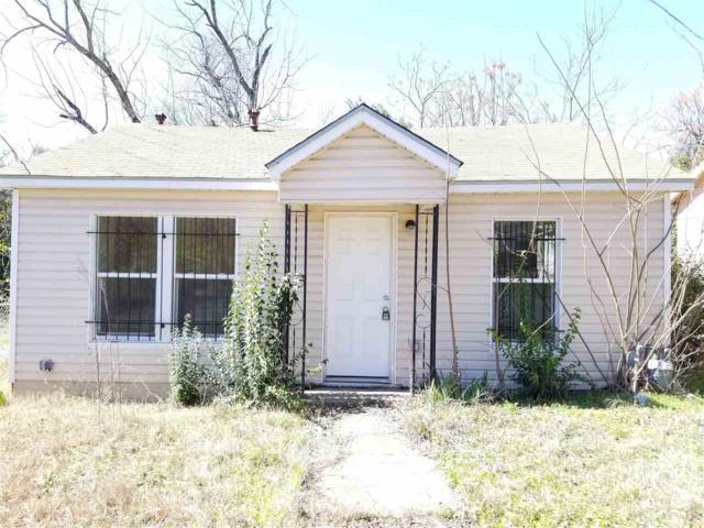 3116 N 17TH, Waco, TX 76708 (MLS #174814) :: Magnolia Realty