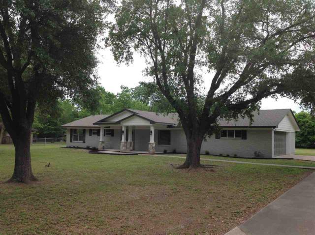 110 Meadow Lane, Groesbeck, TX 76642 (MLS #174847) :: Magnolia Realty