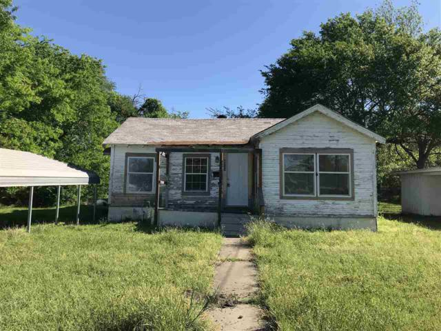 811 State, Groesbeck, TX 76642 (MLS #174955) :: Magnolia Realty