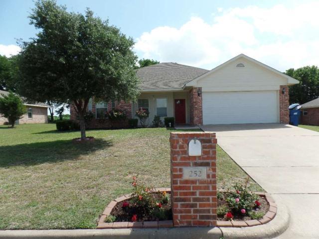 252 Topaz Cir, Hewitt, TX 76643 (MLS #175056) :: Magnolia Realty
