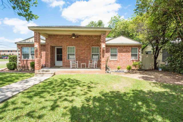 4033 Maple Ave, Waco, TX 76707 (MLS #175058) :: Magnolia Realty